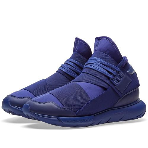 【代金引換不可】 送料無料 men's メンズ 店舗限定 ADIDAS Y-3 QASA HIGH Amazon Purple S82124 アディダス Y3 カーサ ハイ パープル ブルー ストリート 人気 おしゃれ かわいい スニーカー シューズ 靴