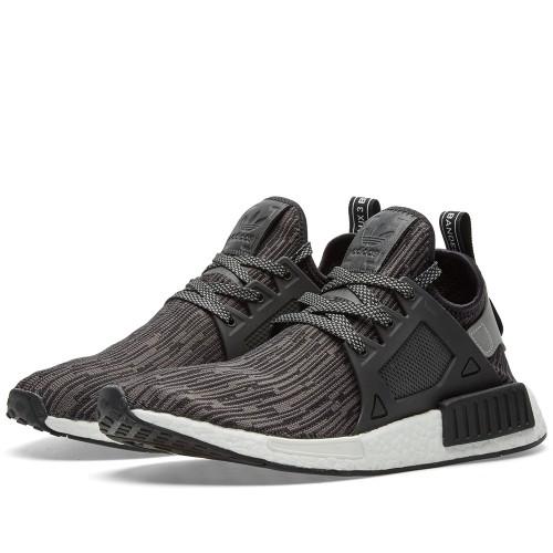 【代金引換不可】 送料無料 men's メンズ 店舗限定 海外限定 日本未発売 ADIDAS NMD_XR1 Core Black S77195 アディダス エヌエムディー プライムニット ブラック ストリート 人気 おしゃれ かわいい 靴