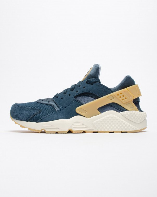 The shoes that men\u0027s men store,limited overseas limited Japanese  non,release NIKE AIR HUARACHE RUN SE ARMORY NAVY/GUM YELLOW,BLUE FO  852,628,401
