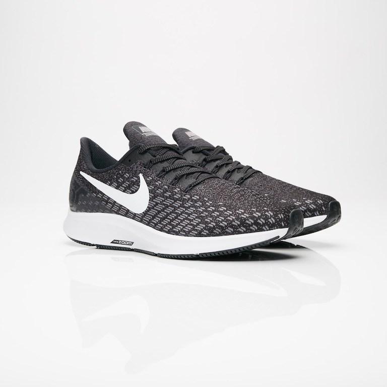 【代金引換不可】 送料無料 Men's メンズ 店舗限定 Nike Running Air Zoom Pegasus 35 Black/White-Gunsmoke-Oil Grey 942851-001 ナイキ エアズーム ペガサス 35 ブラック グレー アパレル ファッション