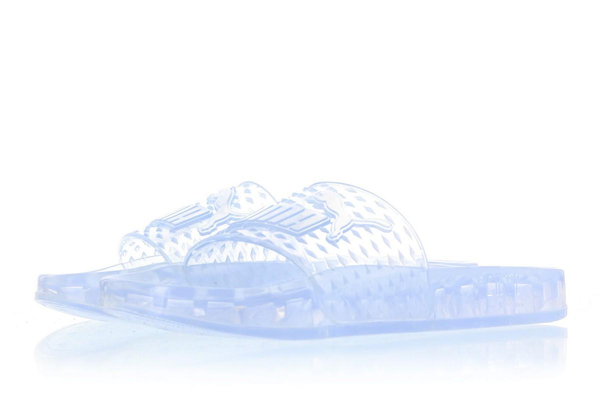 【代金引換不可】 送料無料 Women's ウーメンズ 店舗限定 Puma FENTY BY RIHANNA X PUMA JELLY SLIDE W Puma White 365773-01 プーマ フェンティ バイ リアーナ ジェリー スライド ホワイト サンダル ラグジュアリー シューズ スニーカー 靴 人気