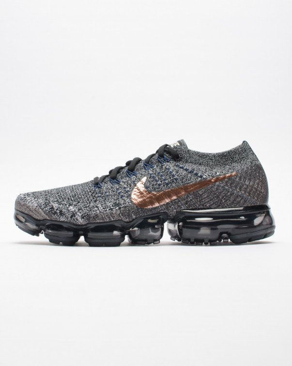 finest selection ba49e cd232 Fried Men's men store-limited NIKELAB AIR VAPORMAX FLYKNIT BLACK/MTLC RED  BRONZE-COLLEGE 849,558-010 Nike laboratory air vapor max knit black gray ...
