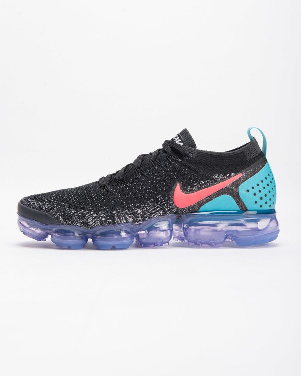 new york e86b1 12e6b Men's men store-limited NIKE AIR VAPORMAX FLYKNIT 2 BLACK/HOT  PUNCH-WHITE-DUSTY CA 942,842-003 Kie Ney Avai gone max fried food knit 2  black shoes ...