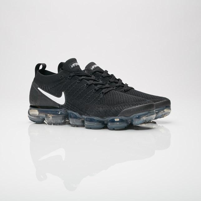 【代金引換不可】 送料無料 Men's メンズ 店舗限定 Nike Sportwear Air Vapormax Flyknit 2 Black/White-Dark Grey-Metallic 942842-001 ナイキ エア ベイパーマックス フライニット ブラック ホワイト ダークグレー メタリック 靴 スニーカー アパレル ファッション