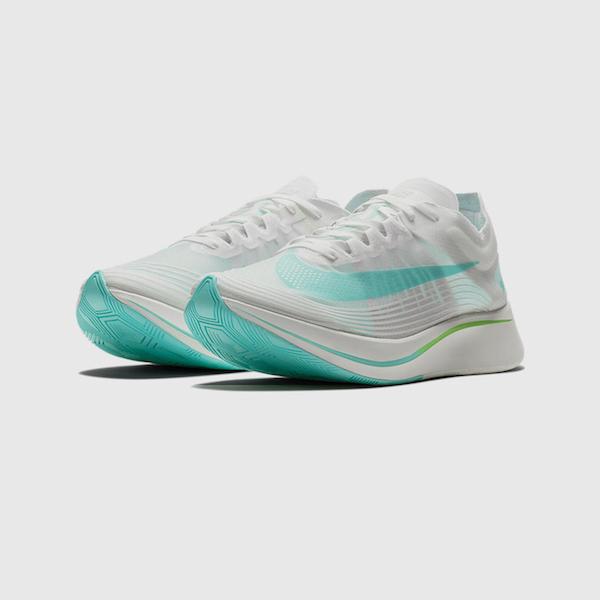 【代金引換不可】 送料無料 Men's メンズ 店舗限定 Nike Running Zoom Fly SP White/Rage Green/Summit White 897648-901 ナイキ ランニング ズームフライ SP ホワイト グリーン 靴 スニーカー アパレル ファッション