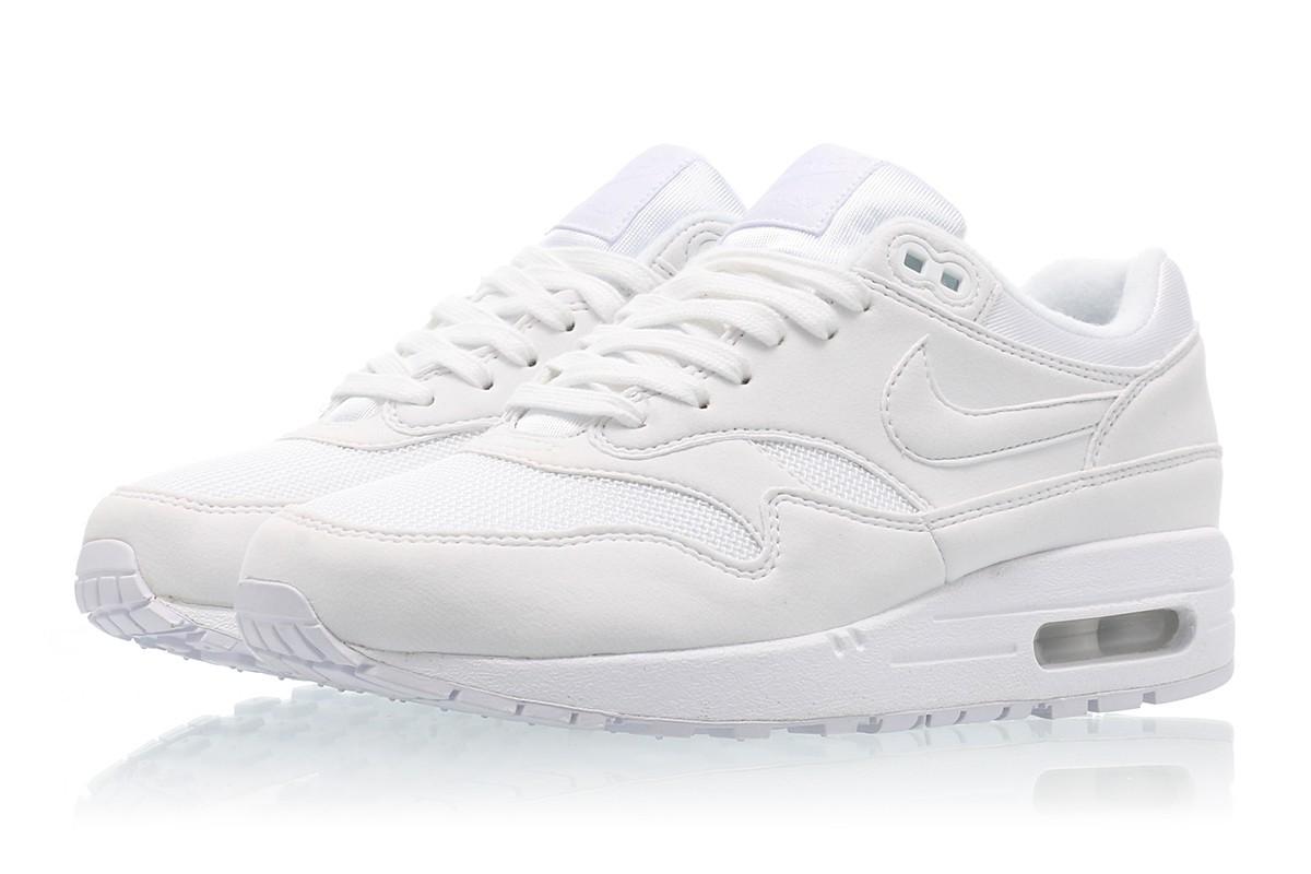 【代金引換不可】 送料無料 Women's ウーメンズ 店舗限定 Nike WMNS AIR MAX 1 White/White-Pure Platinum 319986-108 ナイキ エアマックス 1 ホワイト 女子 女性 靴 スニーカー アパレル ファッション