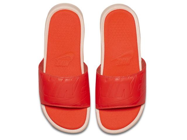 【代金引換不可】 送料無料 Women's ウーメンズ 店舗限定 NIKE BENASSI JDI ULTRA LUX W CRIMSON TINT & TOTAL CRIMSON AO2408-801 ナイキ べナッシー JD ウルトラ オレンジ サンダル 靴 スニーカー アパレル ファッション