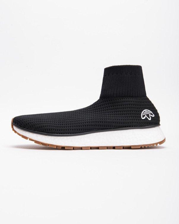 【代金引換不可】 送料無料 Men's メンズ 店舗限定 ADIDAS ALEXANDER WANG AW RUN CLEAN CORE BLACK/CORE BLACK/CORE BLACK AQ1230 アディダス アレキサンダー ワン AW ラン クリーン ブラック 靴 スニーカー アパレル ファッション