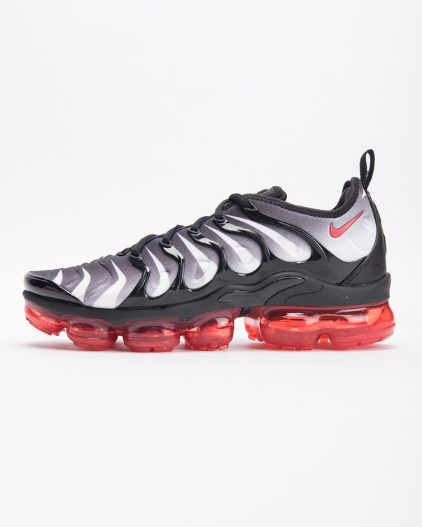 sports shoes e9e78 fb4b4 Men's men store-limited NIKE AIR VAPORMAX PLUS BLACK/SPEED RED-WHITE  AQ8632-001 Kie Ney Avai gone max plus black red white shoes sneakers  apparel ...