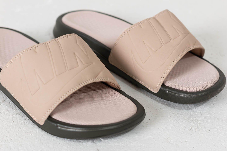 【代金引換不可】 送料無料 Men's メンズ 店舗限定 Nike Benassi JDI Ultra Sequoia / sand - sand AO2407-300 ナイキ べナッシー JDI ウルトラ サンド ベージュ ブラック サンダル 靴 スニーカー アパレル ファッション