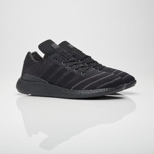 送料無料 Men's メンズ 店舗限定 Adidas Originals Busenitz Pure Boost PK Core Black/Core Black BY4091 アディダス オリジナルス ブセニッツ ピュア ブースト プライムニット 靴 シューズ 人気 ファッション アパレル