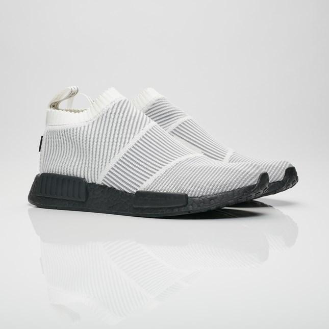 575e31851 BY9405 adidas Mens NMD CS1 GTX PK Black White Clothing