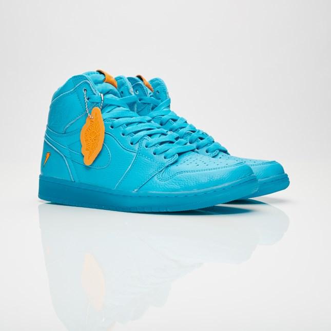 【代金引換不可】 送料無料 Men's メンズ 店舗限定 Brand Jordan Air Jordan 1 Retro Hi OG Blue Lagoon/Blue Lagoon AJ5997-455 ブランド ジョーダン エアジョーダン 1 レトロ ハイ オリジナル ゲーターレード ブルー 靴 スニーカー