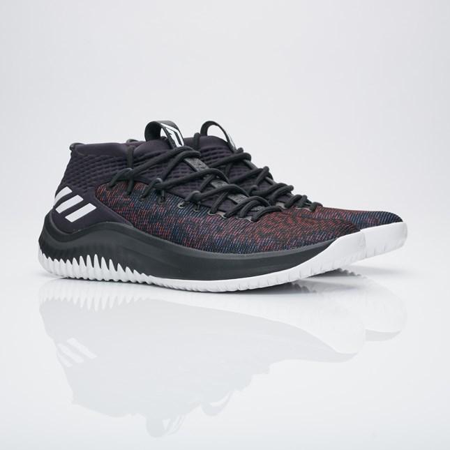 【代金引換不可】 送料無料 Men's メンズ 店舗限定 Adidas Performance Dame 4 Core Black/Ftwr White/Core Black CQ0477 アディダス パフォーマンス ドーム 4 ブラック ホワイト 靴 スニーカー アパレル ファッション