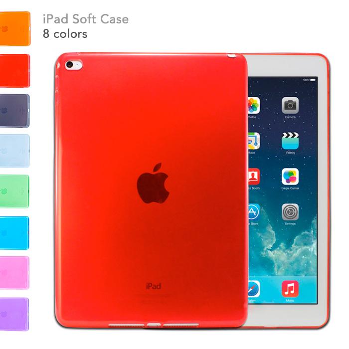アイパッドエアー2 全品最安値に挑戦 格安 訳あり特価商品 薄型軽量ソフトケース 価格 A1567 A1566 iPadAir2 ケース 第2世代 カバー エアー2 軽量 ソフトタイプ アイパッド TPU タブレットケース 透明 薄型 シンプル