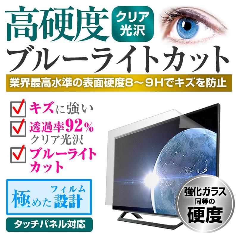 パナソニック VIERA TH 32C32032インチ機種で使える 強化 ガラスフィルム と 同等の 高硬度9H ブルーライトカット クリア光沢 液晶TV 保護フィルム メール便送料無料80kXNwOPn