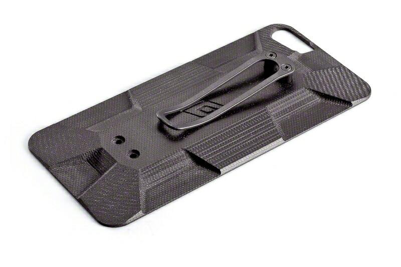 《 ELEMENTCASE 》Black Ops Elite for iPhone 5/5s/SE : Black 《 エレメントケース スマホ スマホケース アイフォン5 》