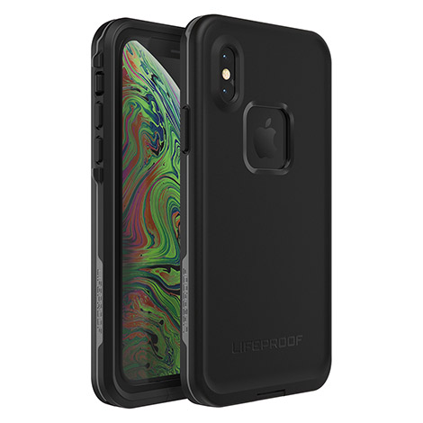 【正規販売代理店】 LIFEPROOF FRE for iPhone XS [ASPHALT]