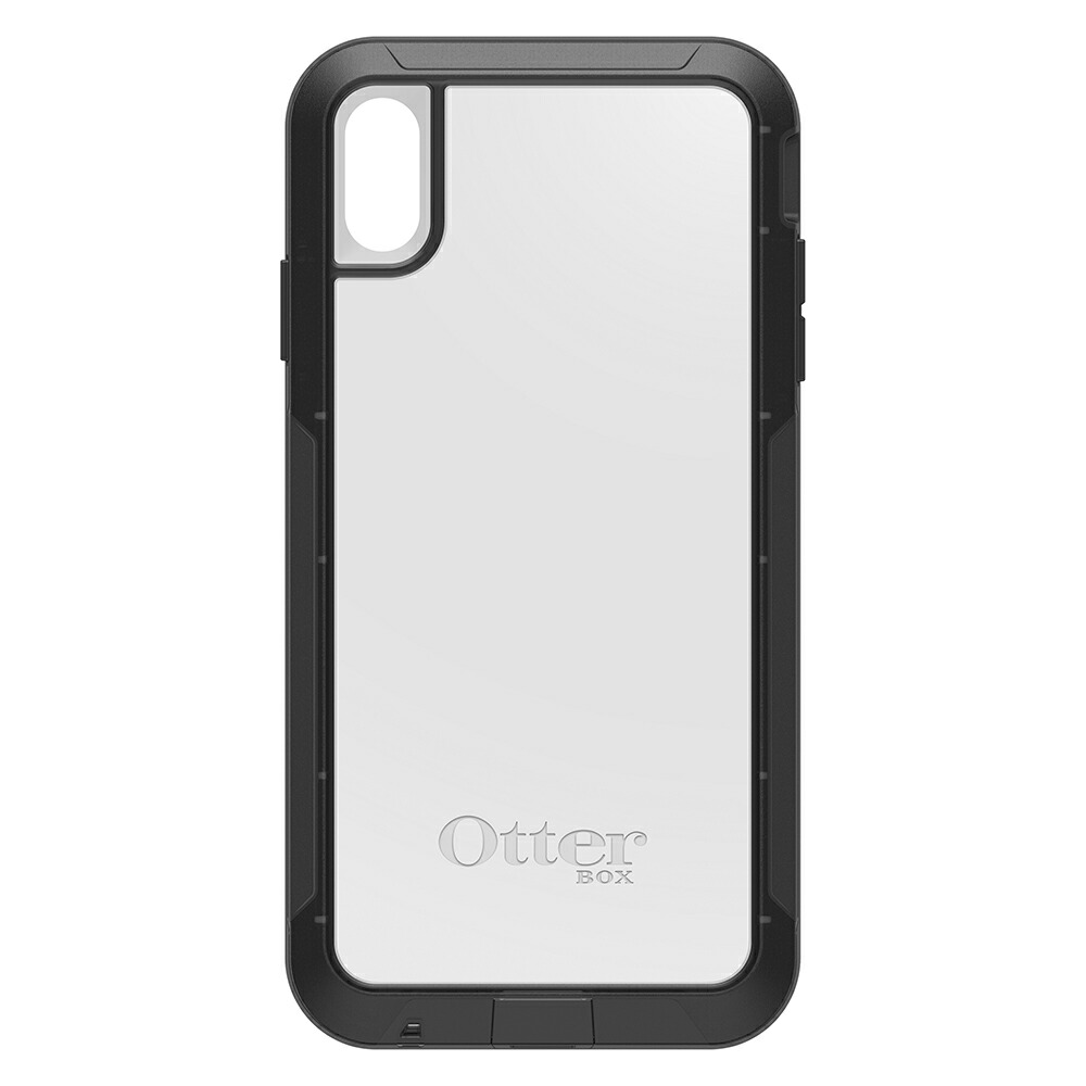 【正規販売代理店】 OtterBox PURSUIT for iPhone Xs Max [BLACK/CLEAR]