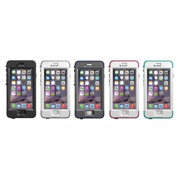 【正規販売代理店】 Lifeproof ライフプルーフ nuud for iPhone 6 アイフォン6用 耐衝撃ケース 全4色 耐衝撃 防水 防塵 ミルスペック IP68 指紋認証 補償サービス付 4580395351