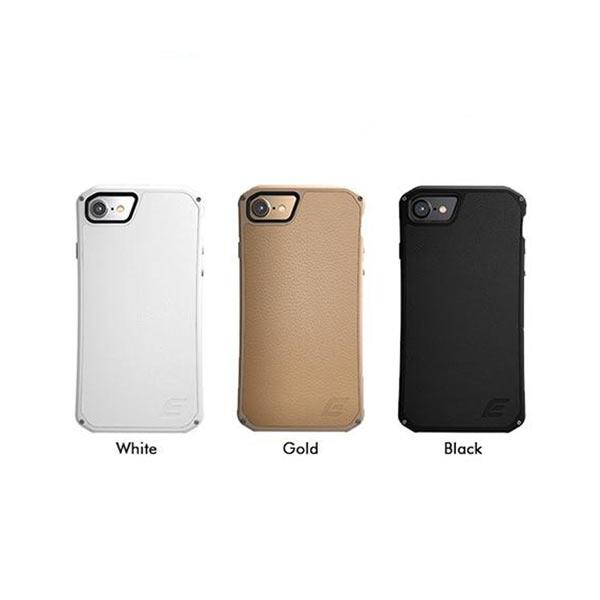 【正規販売代理店】 ELEMENTCASE エレメントケース SOLACE LX for iPhone 8 / 7 アイフォン 8 / 7用 耐衝撃レザーアルミケース 全3色 耐衝撃 本革 レザー アルミ 4580395297