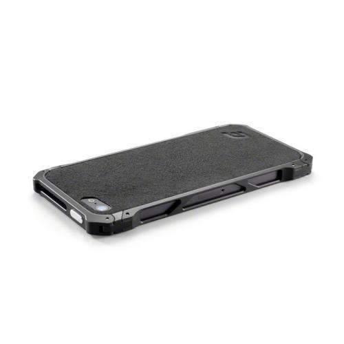 【正規販売代理店】 《 ELEMENTCASE 》Sector 5 Standard Edition for iPhone 5/5s/SE : Black 【 スリム / 軽量 】 《 エレメントケース スマホ スマホケース アイフォン5 》 4580395303352