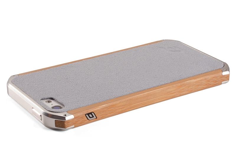 【正規販売代理店】 ELEMENTCASE エレメントケース Ronin II for iPhone 5 / 5s / SE アイフォン 5 / 5s / SE用 耐衝撃ケース Wood Bocote 耐衝撃