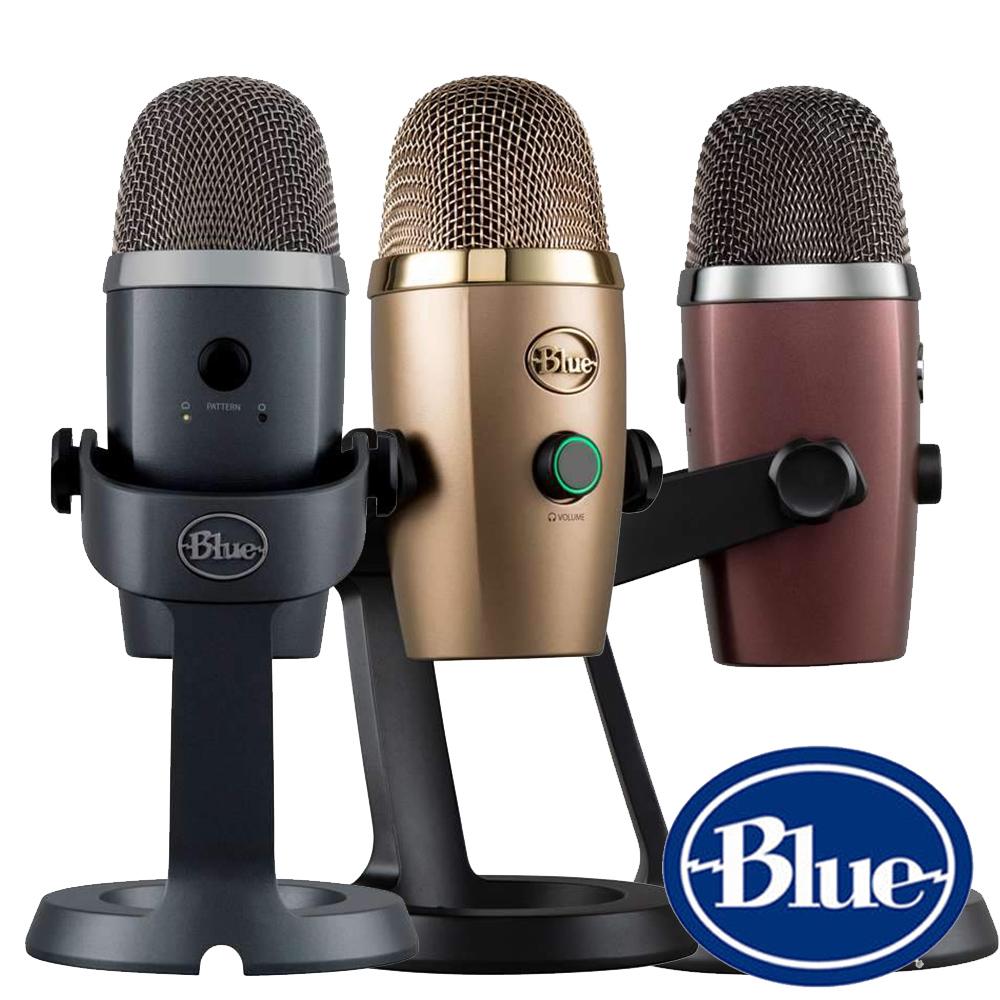 Blue Microphones Yeti Nano 録音/ストリーミングに最適なプレミアムUSBマイクロフォン コンデンサーマイク 高音質 指向性《 ブルー・マイクロフォン 》 458039