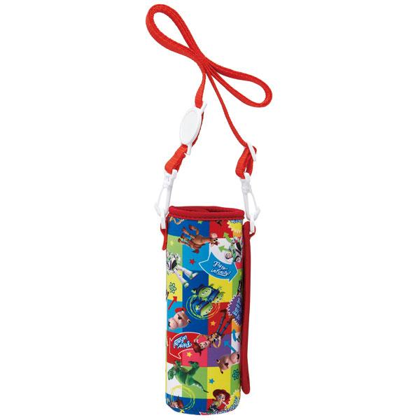 スケーター ウエット生地ボトルカバー トイ ストーリー ウェット ショップ 水筒 ペットボトル ペットボトルカバー ペットボトルホルダー Disney かわいい 持ち運び ディズニー バースデー 記念日 ギフト 贈物 お勧め 通販 ステンレスボトル トイストーリー 防止 キャラクター 保護