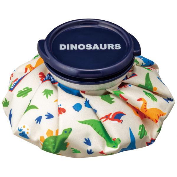 スケーター 45%OFF アイスバッグ S ディノサウルス 氷のう 氷嚢 アイシング アイシングバッグ アイスパック Ice pack ダイナソー 恐竜 冷却 bag 内祝い 超激安 熱中症対策 応急処置 キャラクター 発熱対策 冷やす スポーツ ティラノサウルス