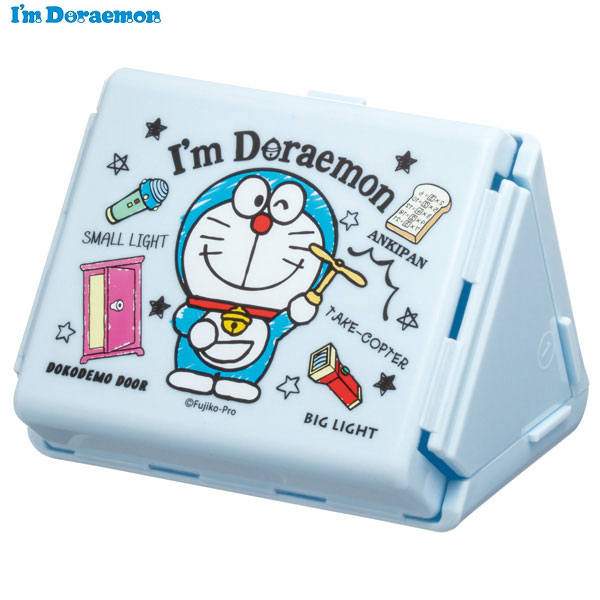 アイテム勢ぞろい 低廉 スケーター 折りたたみおにぎりケース I'm Doraemon ひみつ道具 ランチ お弁当 ごはん キャラクター ドラえもん ピクニック 日本製 行楽 食洗機 電子レンジ アイムドラえもん