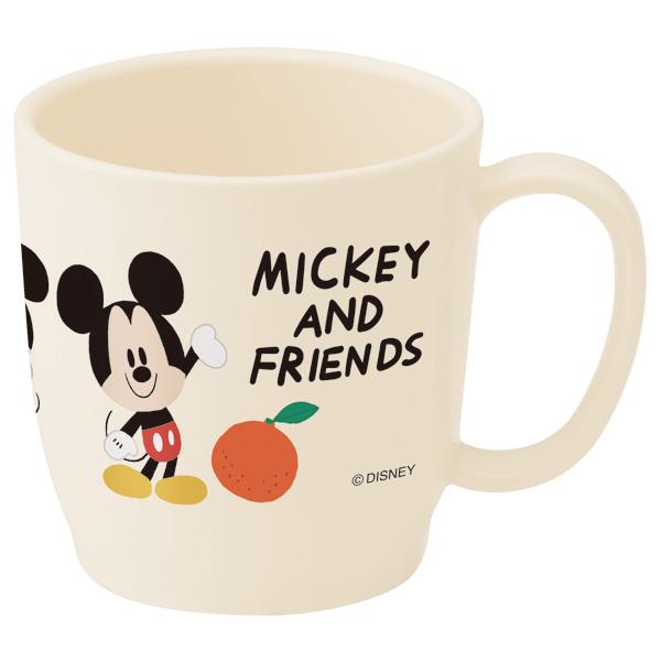 お子様にオススメ 丈夫なプラスチック製食器 スケーター 食洗機対応ポリプロピレン製コップ Mickey フレンズ フードアイコン 食器 カップ 丈夫 ディズニー 新作販売 Disney こども ミッキー 付与 子ども 子供用 軽い