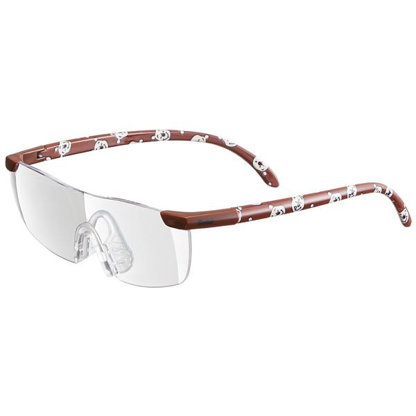 メガネの上からでもかけられる1.6倍の拡大率 スケーター 拡大率1.6倍 大きくはっきりよく見える 毎日激安特売で 公式ショップ 営業中です ルーペグラス くまのプーさん ハニーパターン メガネ型拡大鏡 メガネ めがね 虫眼鏡 ディズニー Disney
