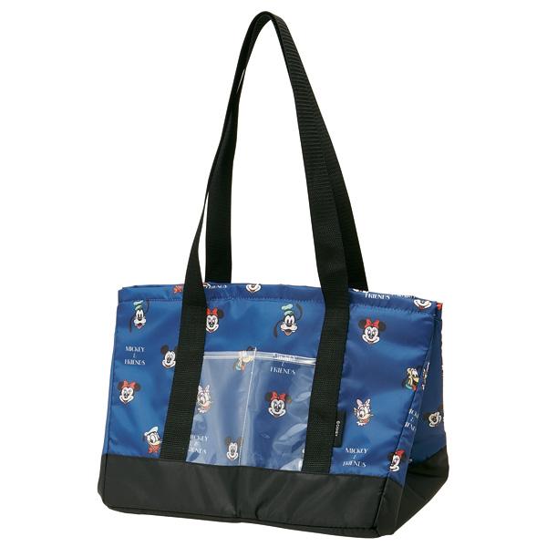 贈り物 スケーター レジカゴ用保冷バッグ 巾着式 ミッキーマウス ショッピングバッグ エコバッグ レジかごバッグ キャラクター カゴバッグ 世界の人気ブランド ディズニー お買い物バッグ Disney レジバッグ