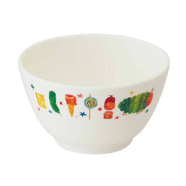 お子様にオススメ 丈夫なプラスチック製食器 スケーター 在庫一掃 食洗機対応ポリプロピレン製茶わん はらぺこあおむし 食器 カップ 子ども食器 茶碗 お椀 優先配送 ライスボウル