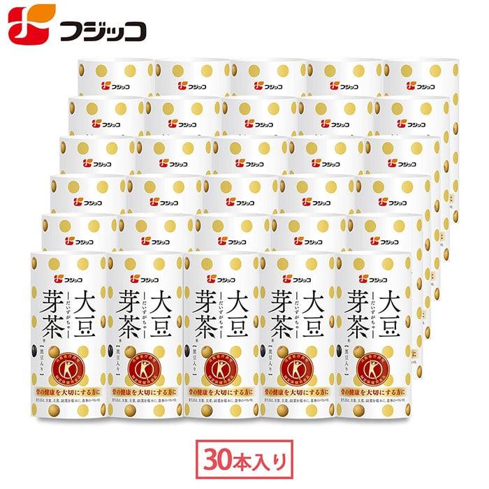 【送料無料】大豆芽茶(30本入)【特定保健用食品】フジッコ公式イソフラボン配合したお茶