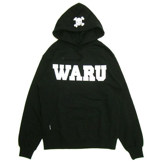 瓦努连帽衫 (瓦尔特帽衫) / 黑色 (SANTASTIC! 戴圣枝! 洁具)
