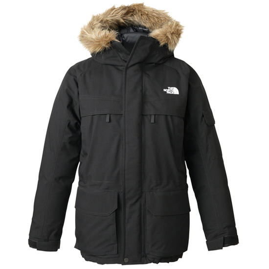 ce3415d5a McMurdo parka McMurdo Parka and black (the north face down jacket fur)