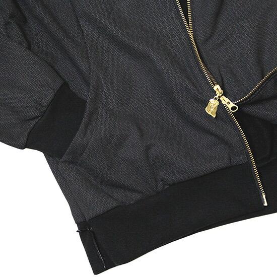 Lavish Zip Hoodie 지퍼 후드/블랙 (CROOKS & CASTLES 파커)