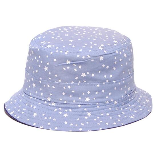 【 7UNION / 7ユニオン 】 Star Reversible Bucket Hat バケットハット 帽子 / ブルー×ネイビー ( セブンユニオン ) ( 7union キャップ ) ( セブンユニオン キャップ )