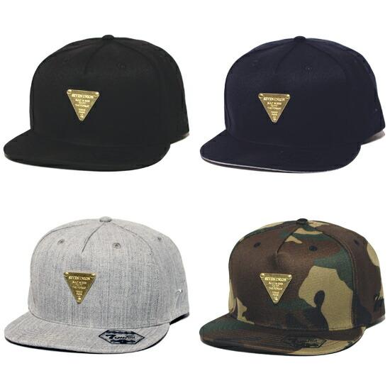 7UNION 7ユニオン 3rd Eye Snapback Cap スナップバック キャップ 帽子