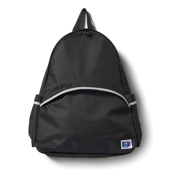送料無料 INTERBREED インターブリード 3M Lined Backpack バックパック リュック バッグ 3Mリフレクター ブラック