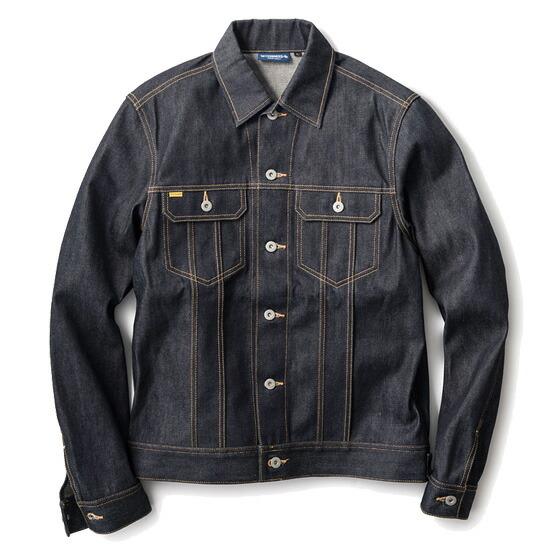 【エントリーでポイント20倍】 送料無料 INTERBREED インターブリード Selvage Denim Jacket
