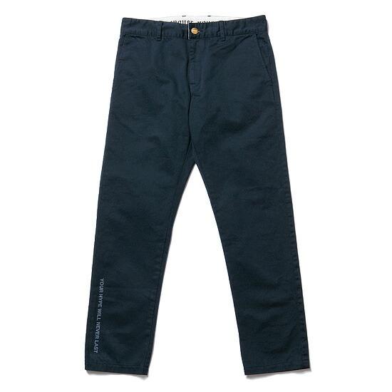 送料無料 NINE RULAZ LINE ナインルーラーズ Chino Pants チノパンツ パンツ ボトム メンズ NRSS17-012 ネイビー