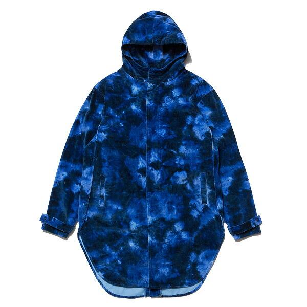 送料無料 NINE RULAZ LINE ナインルーラーズ Corduroy Mods Coat モッズコート コーデュロイ ブリーチ NRAW17-018 ブルー
