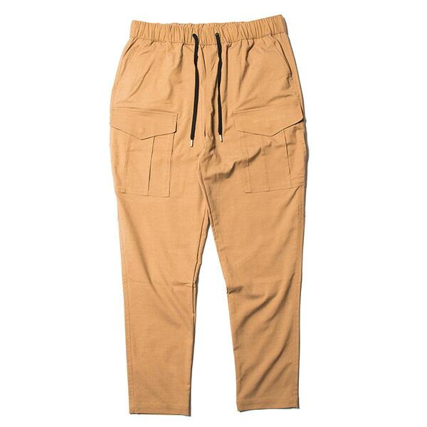 ナインルーラーズ カーゴパンツ NINE RULAZ Cargo Pants メンズ パンツ NINE RULAZ LINE NRSS18-009 サンドカーキ