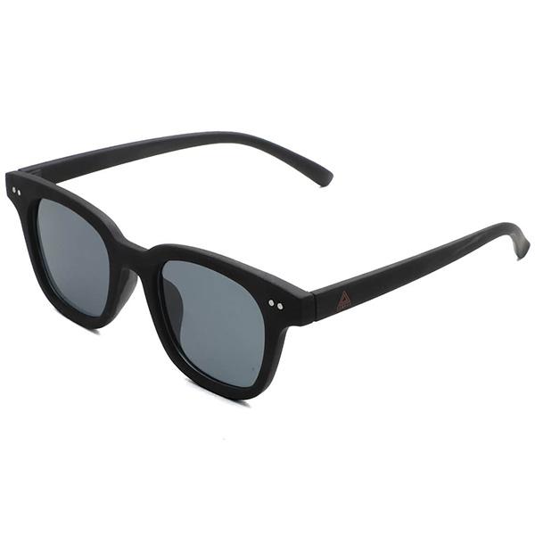 サンカク サングラス メンズ レディース ユニセックス 送料無料 SUNKAK Type 2 Matt Limited ワンサイズ 伊達メガネ レッドロゴ ブラックレンズYEDHW29I