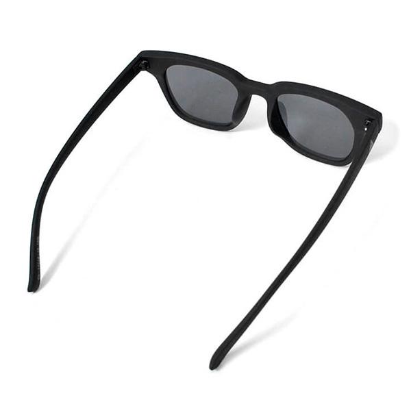 サンカク サングラス メンズ レディース ユニセックス 送料無料 SUNKAK Type 2 Matt Limited ワンサイズ 伊達メガネ レッドロゴ ブラックレンズtsQxhrdCBo