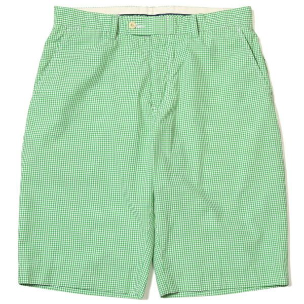 ポロ ラルフローレン ショートパンツ POLO by Ralph Lauren Gingham Check Short Pants グリーン