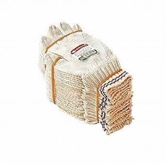 【10ダースセット販売】おたふく手袋 653 綿軍手 カフス付 おたふくA フリーサイズ 1ダース×10 120双